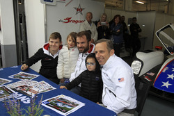 #21 Dragonspeed, Oreca 05 - Nissan: Henrik Hedman, Nicolas Lapierre, Ben Hanley