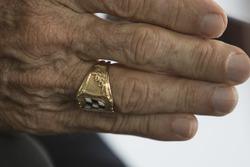 Emerson Fittipaldi embajador del GP de México detalle