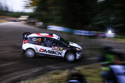 Отт Тянак и Райго Мыльдер, DMACK World Rally Team