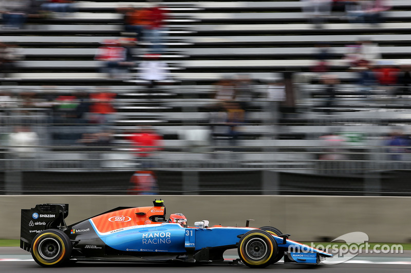 20. Esteban Ocon, Manor Racing