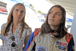 Paula y Tatiana Calderón, RP Motorsport