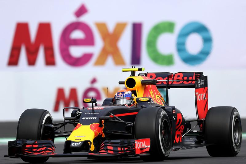 3. Макс Ферстаппен, Red Bull Racing RB12