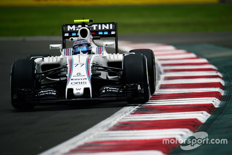 8: Валттері Боттас, Williams FW38