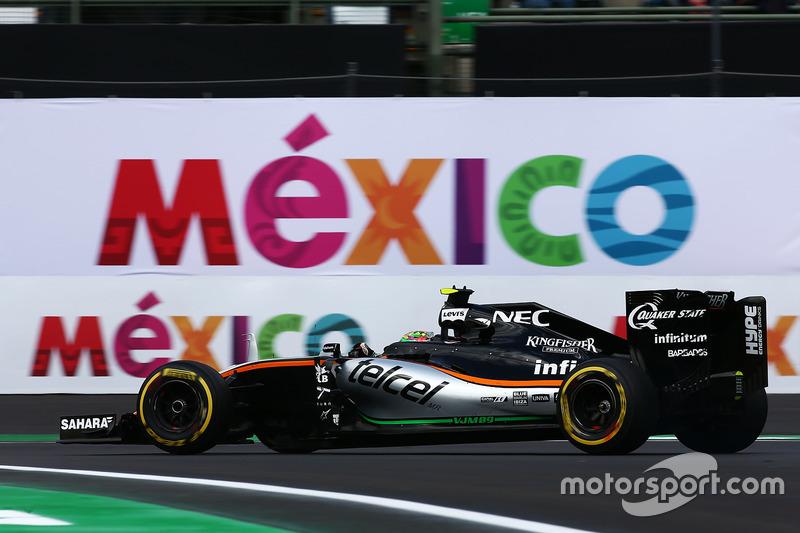 2016 GP de México (1 punto)