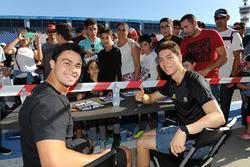 Vitor Baptista, RP Motorsport and Jack Aitken, RP Motorsport