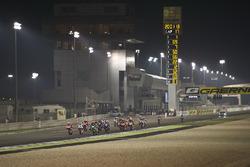 Старт гонки, Джонатан Рей, Kawasaki Racing, лідирує