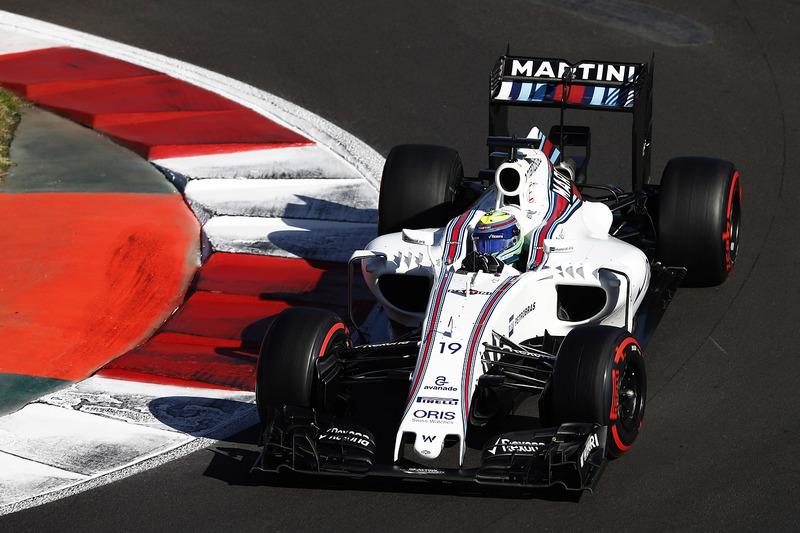 9. Felipe Massa, Williams FW38