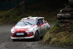 Vincent Dubert, Alexandre Coria, Citroën DS3 R3T