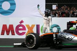 Segundo, Nico Rosberg, Mercedes AMG F1