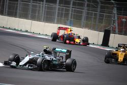 Нико Росберг, Mercedes AMG Petronas F1 W07