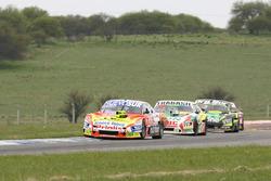 Jonatan Castellano, Castellano Power Team Dodge, Mariano Altuna, Altuna Competicion Chevrolet, Mauro Giallombardo, Alifraco Sport Ford