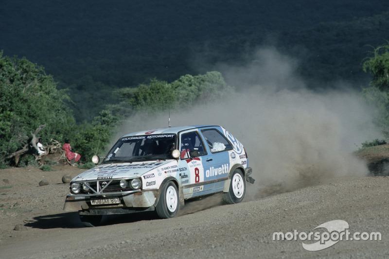 #1: Rally Costa de Marfil en 1987
