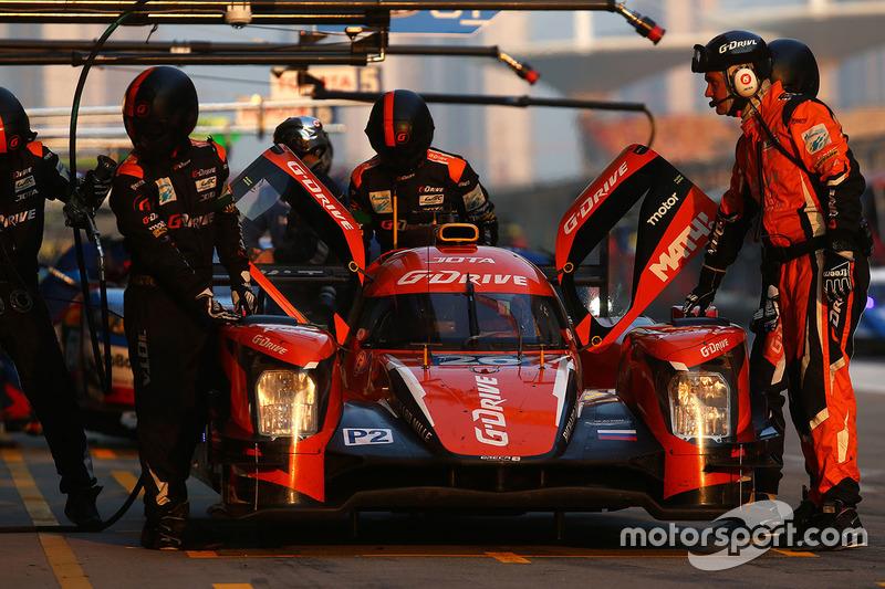#26 G-Drive Racing Oreca 05 Nissan: Роман Русинов, Алекс Брандл, Уилл Стивенс