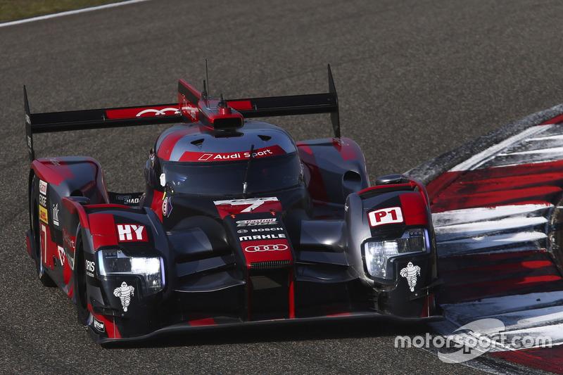 6. LMP1: #7 Audi Sport Team Joest, Audi R18