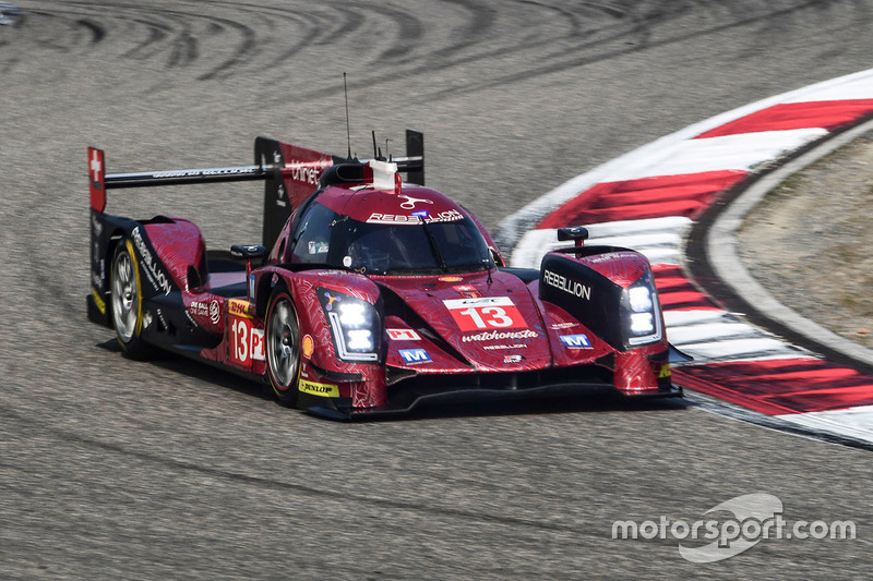 7. LMP1: #13 Rebellion Racing, Rebellion R-One AER: Matheo Tuscher, Dominik Kraihamer, Alexandre Imperatori
