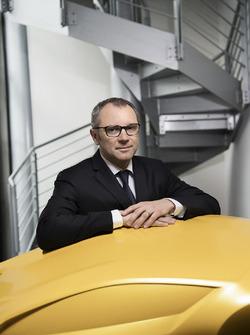 Stefano Domenicali, Lamborghini-Geschäftsführer