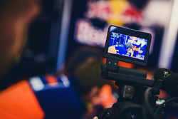 L'ambiance dans le garage Red Bull KTM Factory Racing