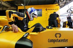 Сергей Сироткин, тест-пилот Renault Sport F1