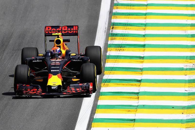 4. Max Verstappen, Red Bull Racing RB12