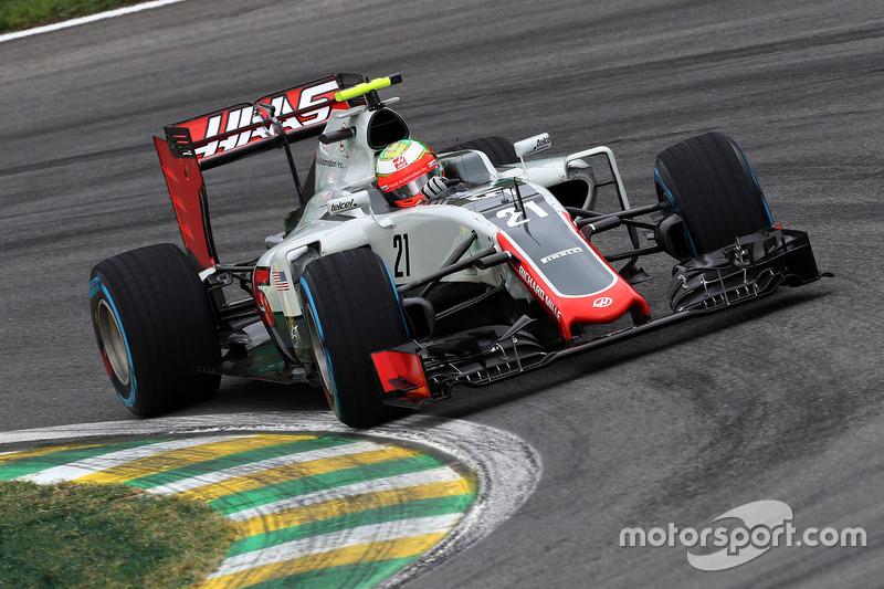 Esteban Gutierrez, Haas F1 Team, 1.12.431