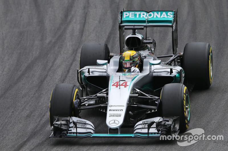 Гран Прі Бразилії 2016, Mercedes F1 W07 Hybrid