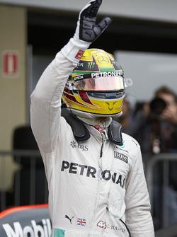 Льюіс Хемілтон, Mercedes AMG F1 у закритому парку