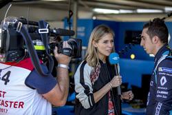 Nicky Shelds interviews Sébastien Buemi, Renault e.Dams