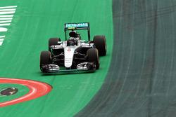 Nico Rosberg, Mercedes AMG F1 W07 Hybrid sort large
