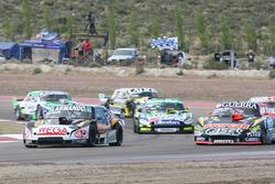 Christian Ledesma, Las Toscas Racing Chevrolet, Luis Jose Di Palma, Stopcar Maquin Parts Racing Torino, Nicolas Gonzalez, A&P Competicion Torino