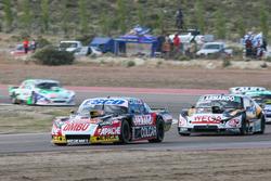 Facundo Ardusso, JP Racing Dodge, Christian Ledesma, Las Toscas Racing Chevrolet, Santiago Mangoni, Laboritto Jrs Torino