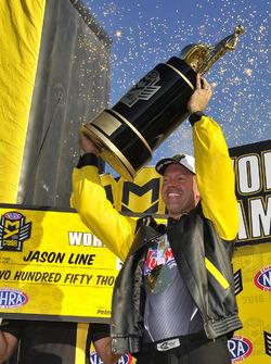 Champion Pro Stock 2016: Jason Line