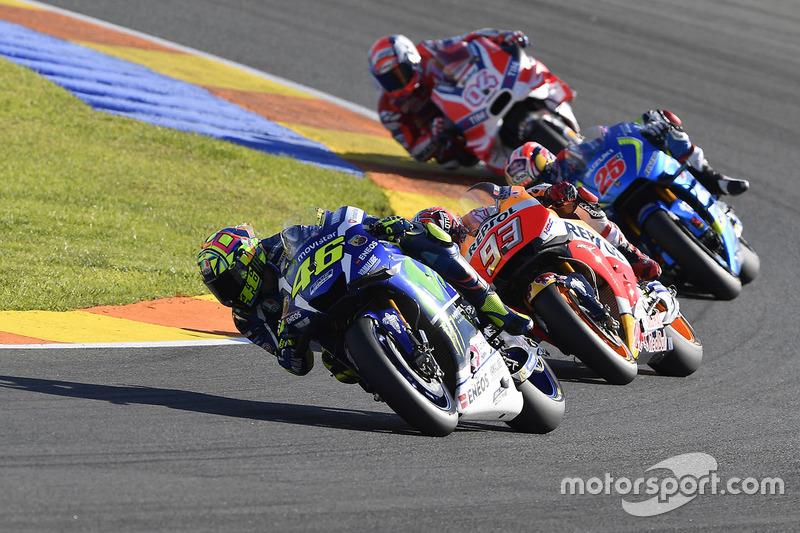 Dit jaar kende de MotoGP een extreem hoog aantal racewinnaars, hoeveel waren dat er?