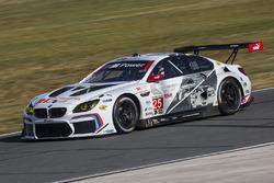 #25 BMW Team RLL, BMW M6 GTLM: Bill Auberlen, John Edwards, Kuno Wittmer, Martin Tomczyk