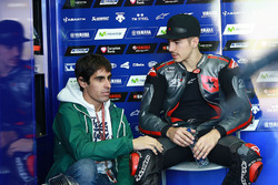 Maverick Viñales, Yamaha Factory Racing and Julian Simon