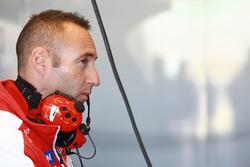 Cristian Gabarrini, Ducati Team, Crewchief