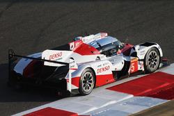 #5 Toyota Racing Toyota TS050 Hybrid: Энтони Дэвидсон, Себастьен Буэми, Казуки Накаджима