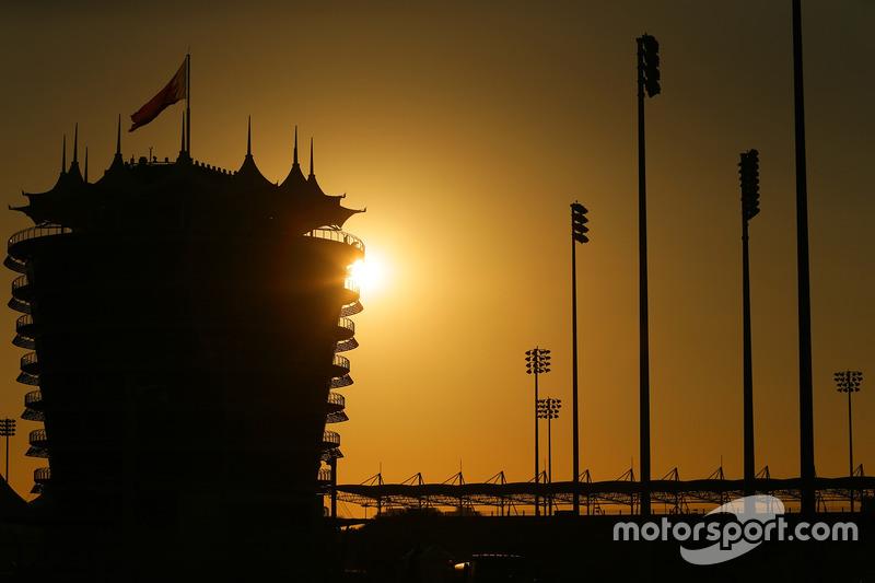 Траса в Бахрейні - Bahrain International Circuit