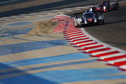 #1 Porsche Team, Porsche 919 Hybrid: Timo Bernhard, Mark Webber, Brendon Hartley; #13 Rebellion Racing, Rebellion R-One AER: Matheo Tuscher, Dominik Kraihamer, Alexandre Imperatori