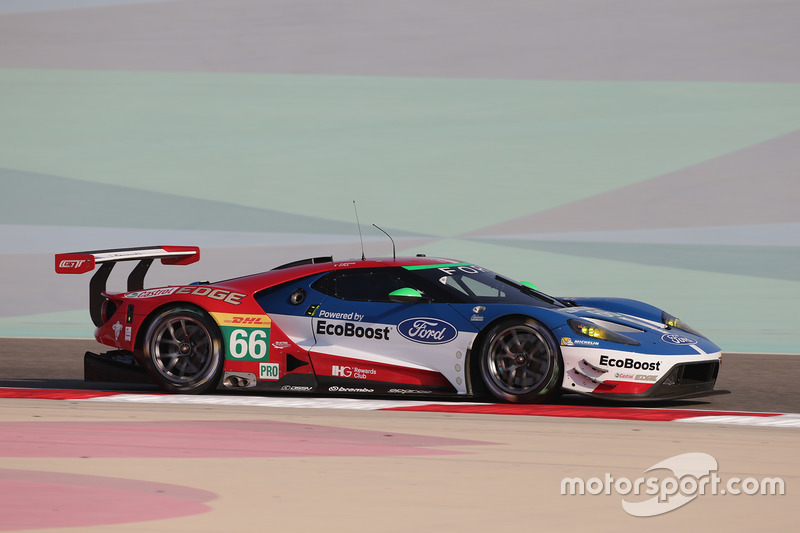 6. LMGTE-Pro: #66 Ford Chip Ganassi Racing Team UK, Ford GT: Olivier Pla, Stefan Mücke