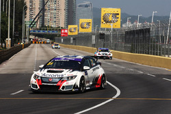 Tiago Monteiro, WestCoast Racing Honda Civic TCR