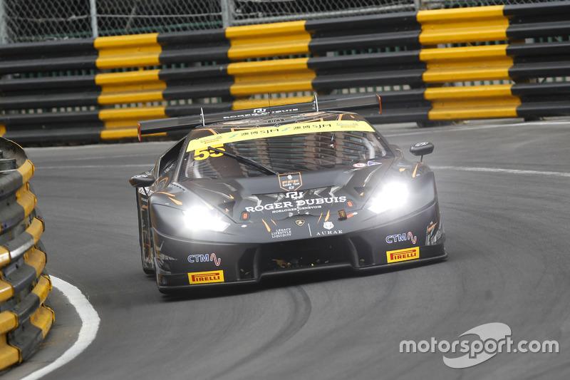 13. André Couto, FFF Racing, Lamborghini Huracán GT3