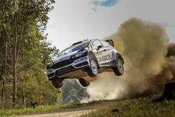 Отт Тянак, Райго Молдер, M-Sport Ford Fiesta WRC
