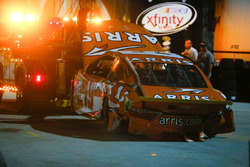 Voiture accidentées de Carl Edwards, Joe Gibbs Racing Toyota