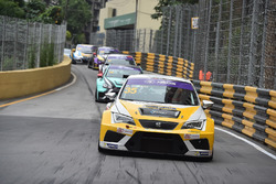 Rafaël Galiana, Target Competition, SEAT Leon TCR