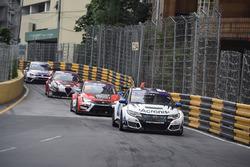 Mikhail Grachev, West Coast Racing, Honda Civic TCR