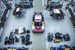Peugeot 3008 DKR livery for DAKAR 2017