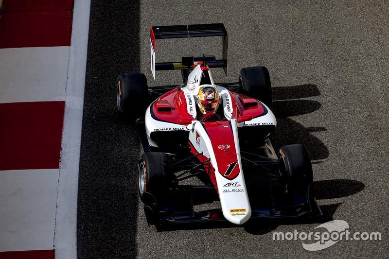GP3: ART Grand Prix, Dallara-Mécachrome GP3/16