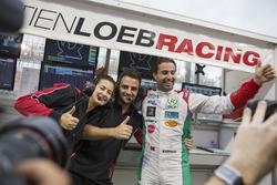 Pole position pour Mehdi Bennani, Sébastien Loeb Racing, Citroën C-Elysée WTCC
