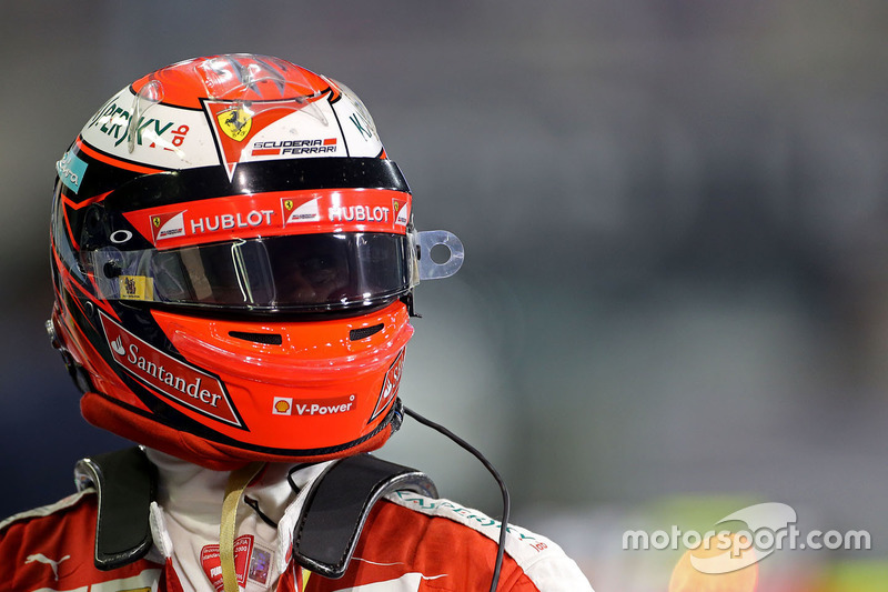 6 місце - Кімі Райкконен, Scuderia Ferrari. Умовний бал - 19,940