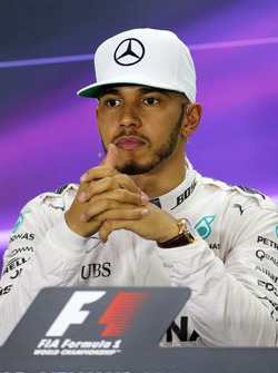 Persconferentie: Lewis Hamilton, Mercedes AMG F1
